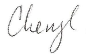 Sig - Cheryl