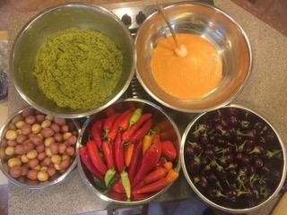 Photo: Gita's food